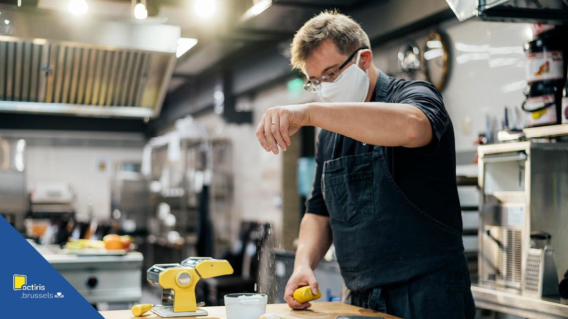 Aantal werkzoekenden uit horecasector stijgt met bijna 12% in Brussels Gewest