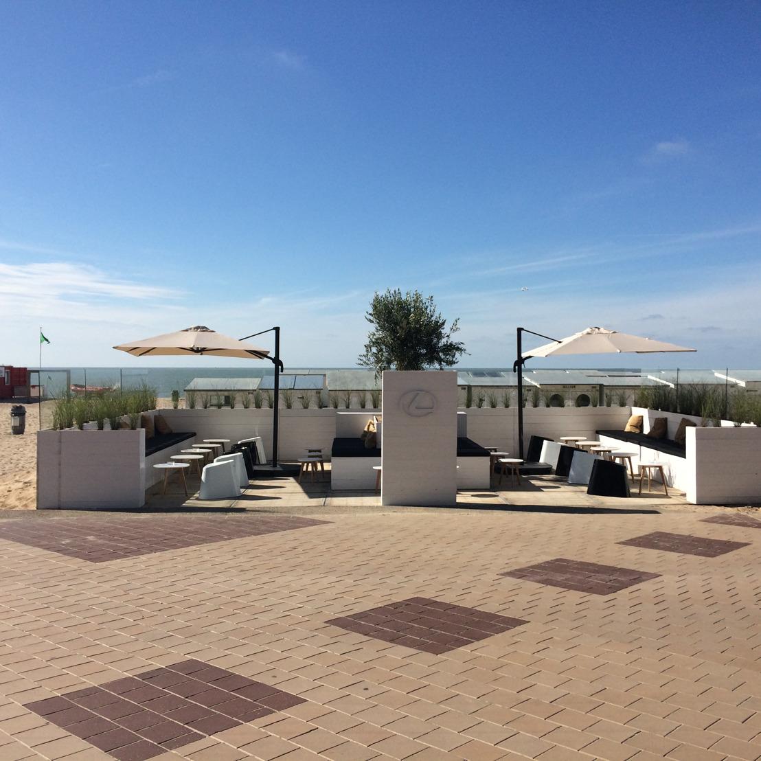 Lexus ouvre son 'Pop-Up Store' à Knokke cet été