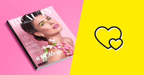 With #MOMents, HeadOffice and ICI PARIS XL create a lovely Mother's Day at a distance