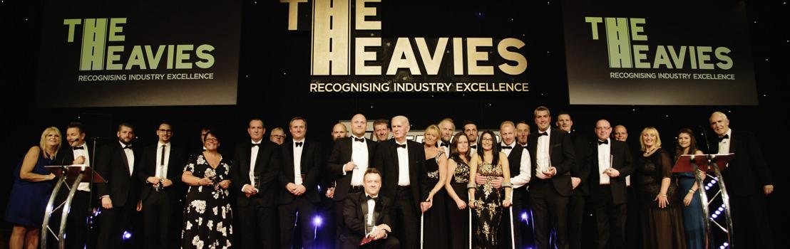 Nooteboom reçoit le Heavies Award pour «l'innovation de l'année»