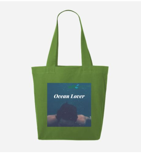 Ocean Lover Tote Bag