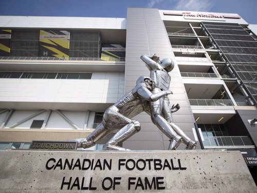MEDIA ADVISORY: CANADIAN FOOTBALL HALL OF FAME CLASS OF 2019 ANNOUNCEMENT