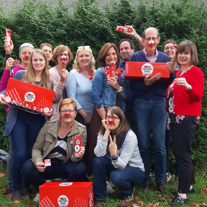 """Gezinsbond: """"Zeer blij om via samenwerking met Rode Neuzen Dag mee te helpen aan weerbaarheid van kinderen en jongeren"""""""