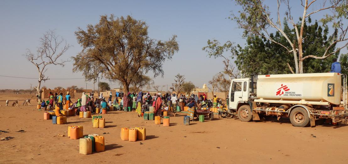 Burkina Faso: Comment l'épidémie de Covid-19 pourrait-elle aggraver la crise humanitaire?