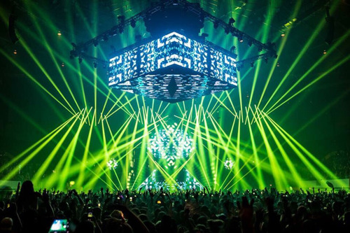 "Tearing Through Space-Time: PK Sound Takes Bassnectar Fans on an ""Interdimensional Adventure"" at Bass Center XI"