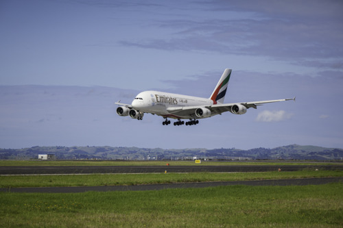 Emirates Celebrates Successful First Year on World's Longest A380 Non-Stop Route