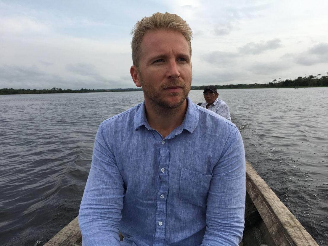 Hamish Macdonald joins Foreign Correspondent