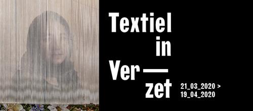 'Textiel in Verzet' reist door naar Kunsthal Extra City in Antwerpen