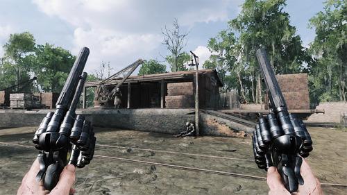 Crytek Releases New Hunt: Showdown Update