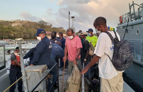 Grenada Government to provide $1 Million in support to St. Vincent and the Grenadines