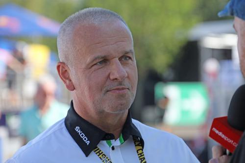 ŠKODA Motorsport boss Michal Hrabánek: Season 2019 with focus on customer sport and WRC 2 Pro