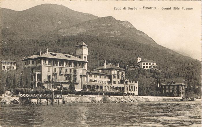 Grand Hotel Fasano: 130 anni di storia e successi
