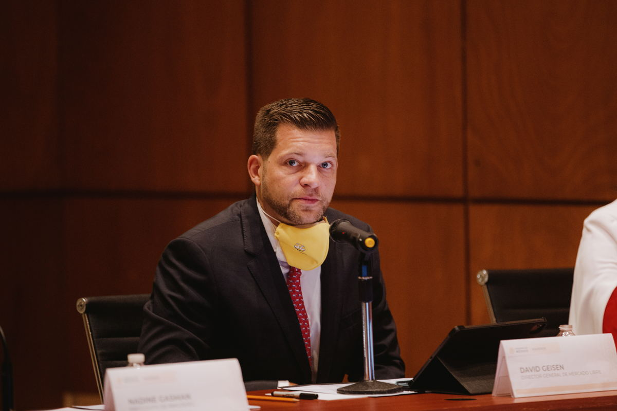 David Geisen - Director General de Mercado Libre
