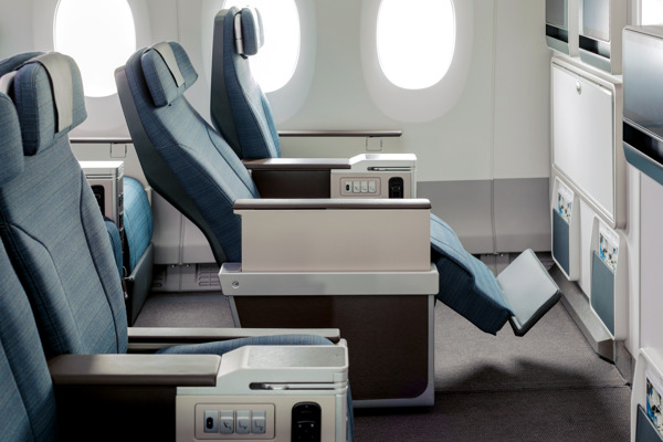 Preview: Cathay Pacific introduces Premium Economy to Dubai as it welcomes the Airbus A350-900