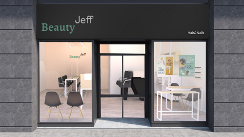 Mr Jeff revela su cambio de nombre y nueva identidad visual con el rebranding a Jeff