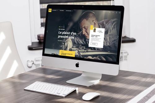 Emakina et Bardahl remportent le prix du meilleur site de e-commerce Kentico de l'année