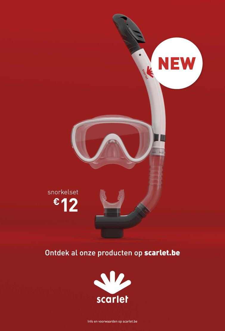 Scarlet - Snorkel (teasing)