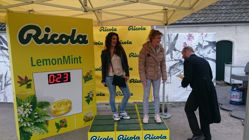The Oval Office - Brand Activation for Ricola