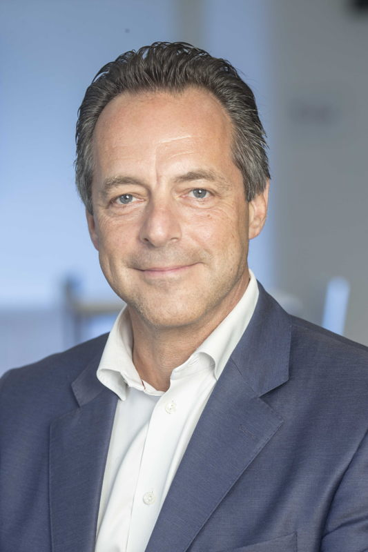 Peter Van Laer, Managing Director de Crossroad