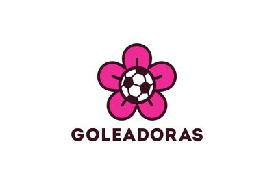 Goleadoras sala de prensa Logo