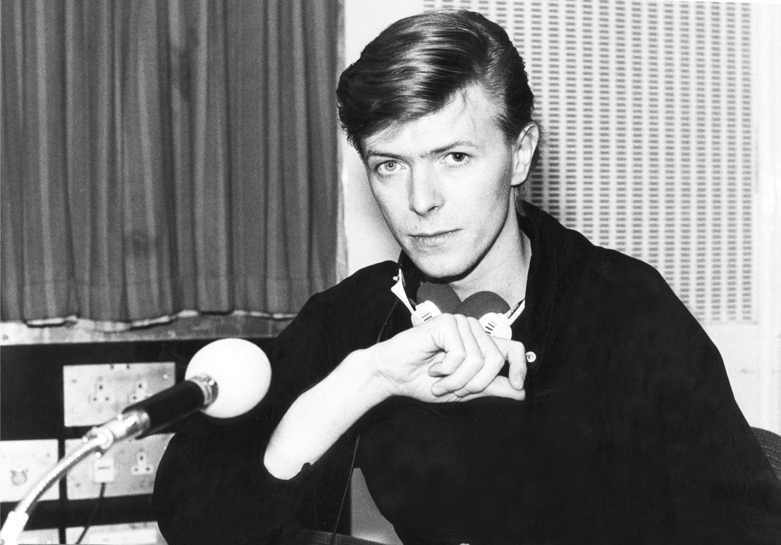 David Bowie: Five Years in the Making Of An Icon - David Bowie turns Radio 1 DJ on May 20, 1979
