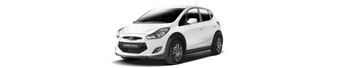 Nieuwe Hyundai ix20 Cross combineert avontuurlijke looks met hoge functionaliteit en complete uitrusting.