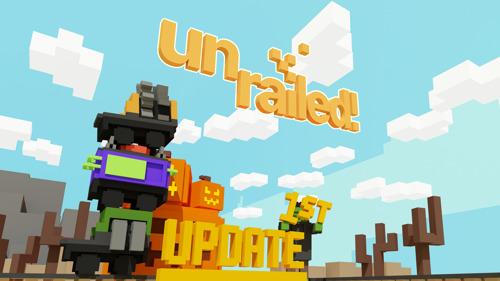 Unrailed! se dote d'une première mise-à-jour de contenu