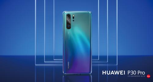 Huawei bat des records avec le lancement des Huawei P30 Pro et Huawei P30 en Belgique