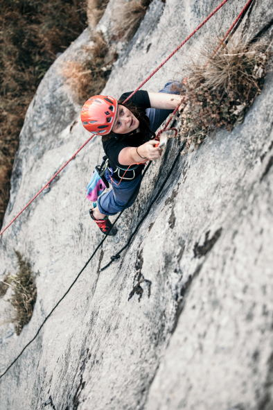 The team defined and prepared 22 climbing routes near Dilijan and documented them for the community