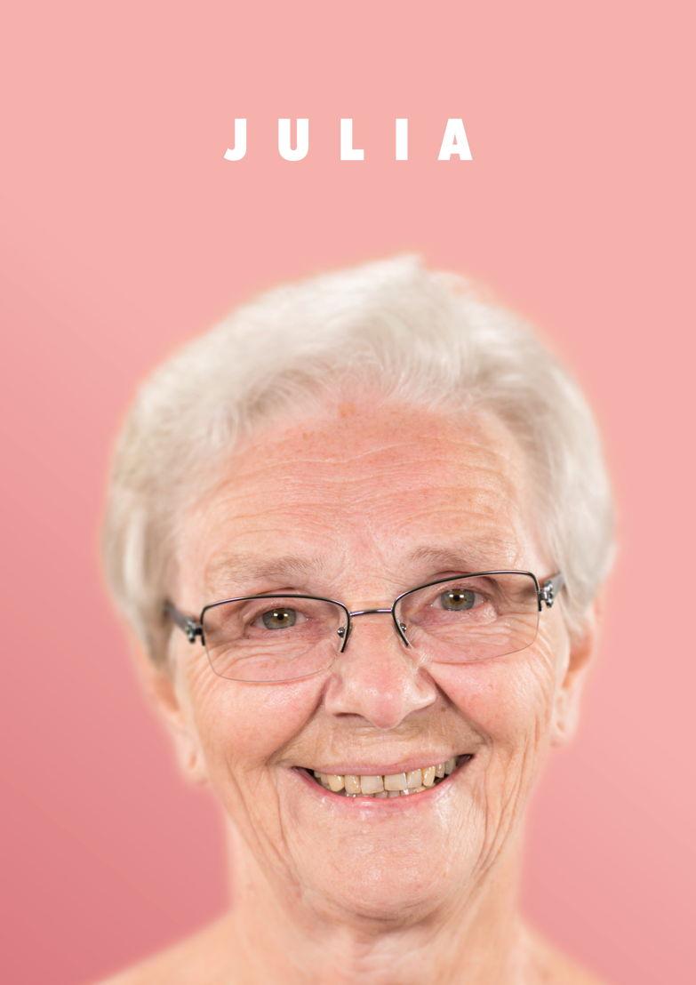 Julia, 78 jaar, gescheiden.<br/>Grobbendonk.