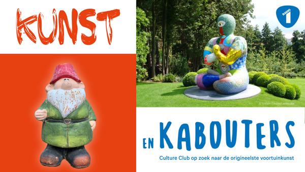 Preview: Culture Club gaat op zoek naar de origineelste voortuinkunst in Vlaanderen