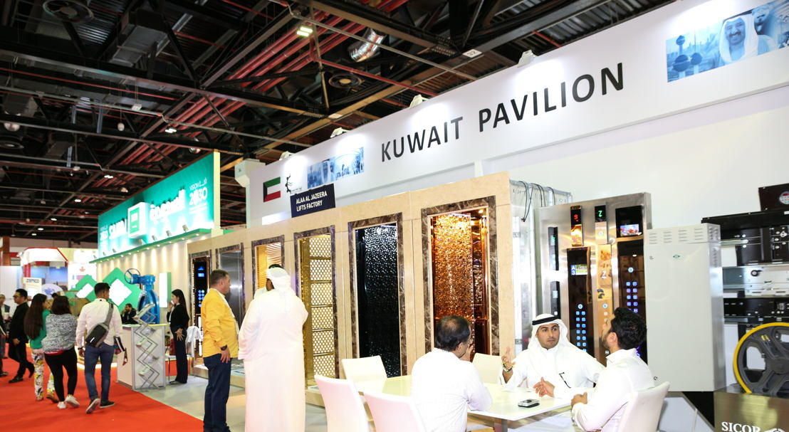 Saudi exhibitors at The Big 5 2017