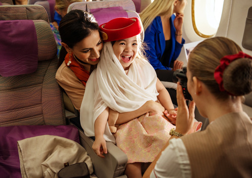Say Hello to New Adventures with Emirates