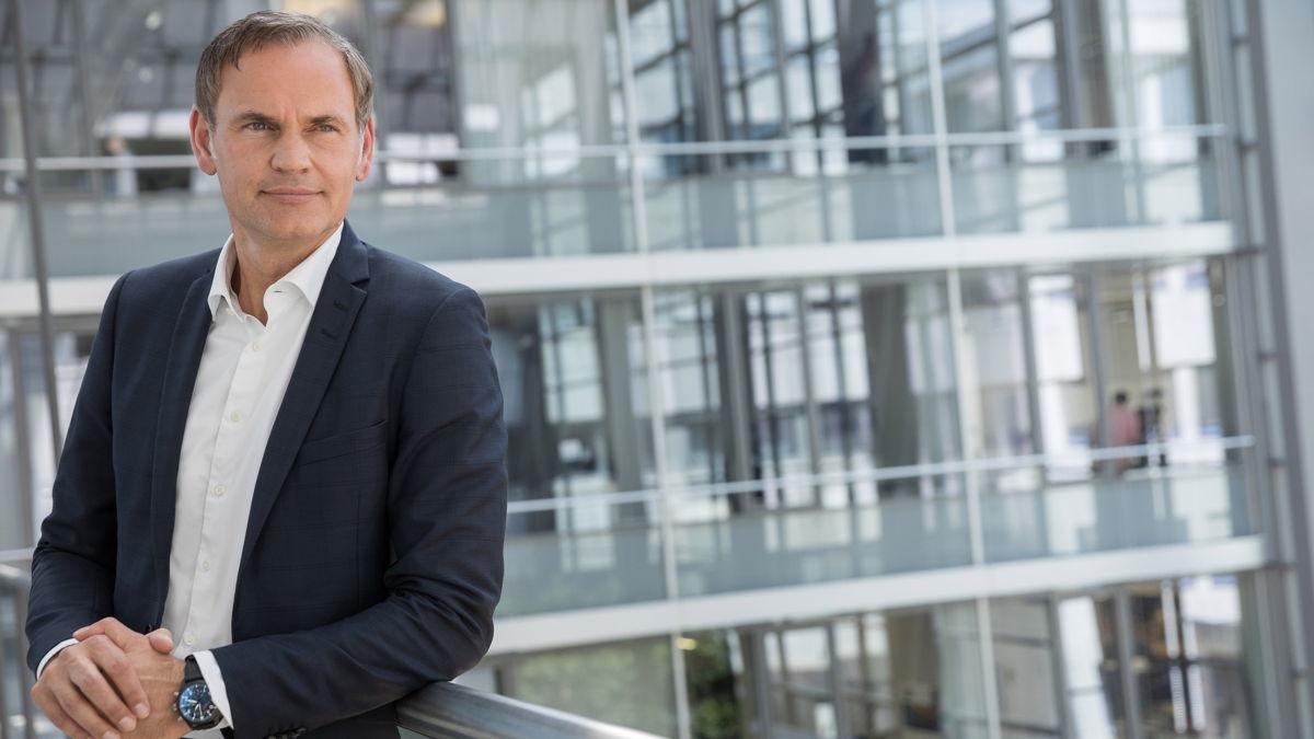 Oliver Blume, Presidente del Consejo Directivo de Porsche AG.