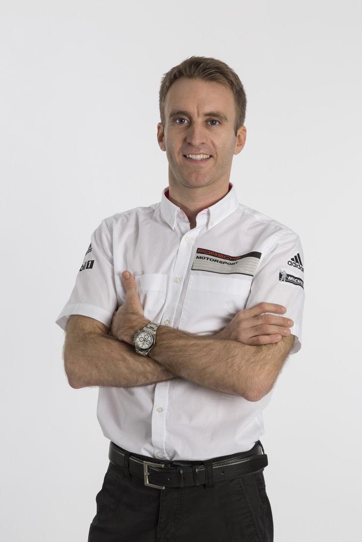 Porsche Team - Driver Timo Bernhard