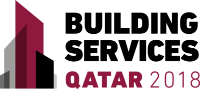 Building Services Qatar press room Logo