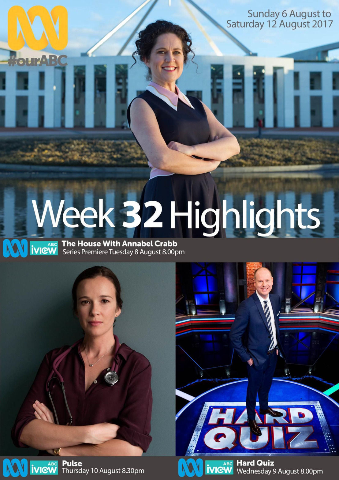 ABC Program Highlights - Week 32