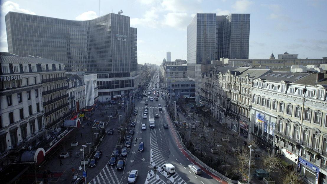 Archibelge - Aflevering 1 - Brussel - (c) VRT / Off World