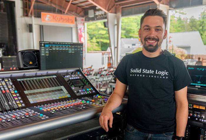 Solid State Logic Speaks to 'Power User' and Old Dominion FOH Engineer Ian Zorbaugh About His Workflow and Processing Favorites on the SSL Live Platform