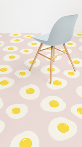 Did You Know? Fried Eggs Are Fashionable