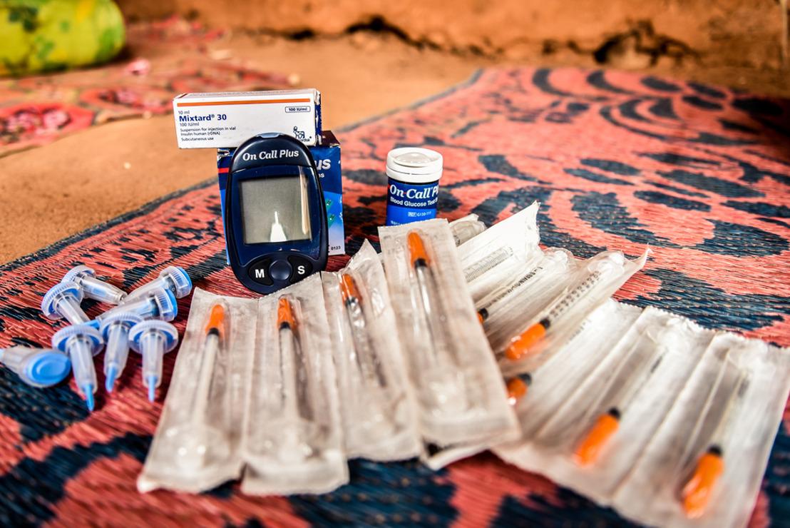 Médicos Sin Fronteras pide a la OMS que priorice el suministro de más fuentes de insulina