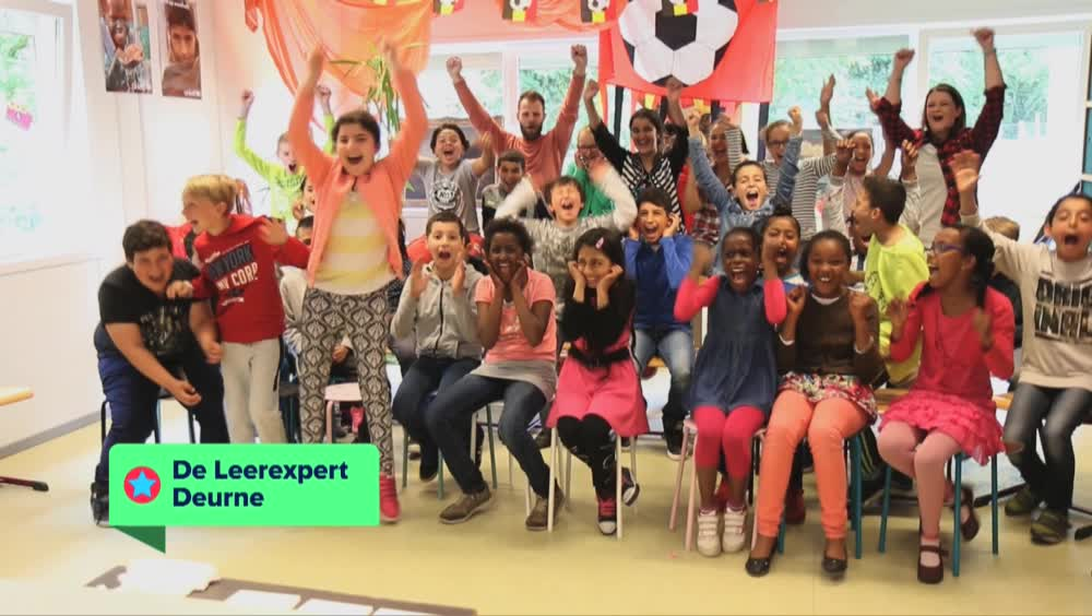 De Leerexpert in Deurne: bekendmaking - (c) VRT