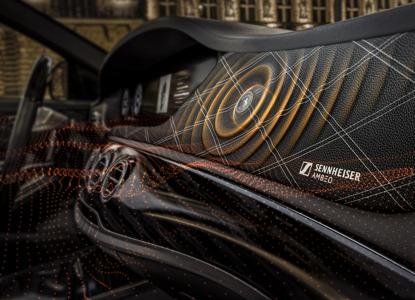 Continental en Sennheiser luiden nieuwe fase voor car-audio in