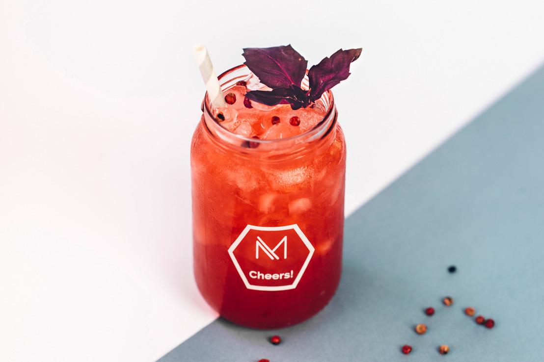 Hier is de nieuwe Tournée Minérale Mocktail