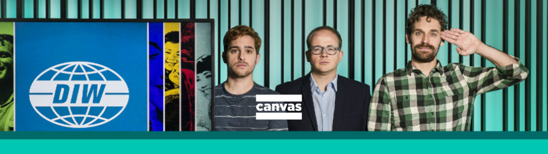 Video Canvas | De Ideale Wereld op Canvas