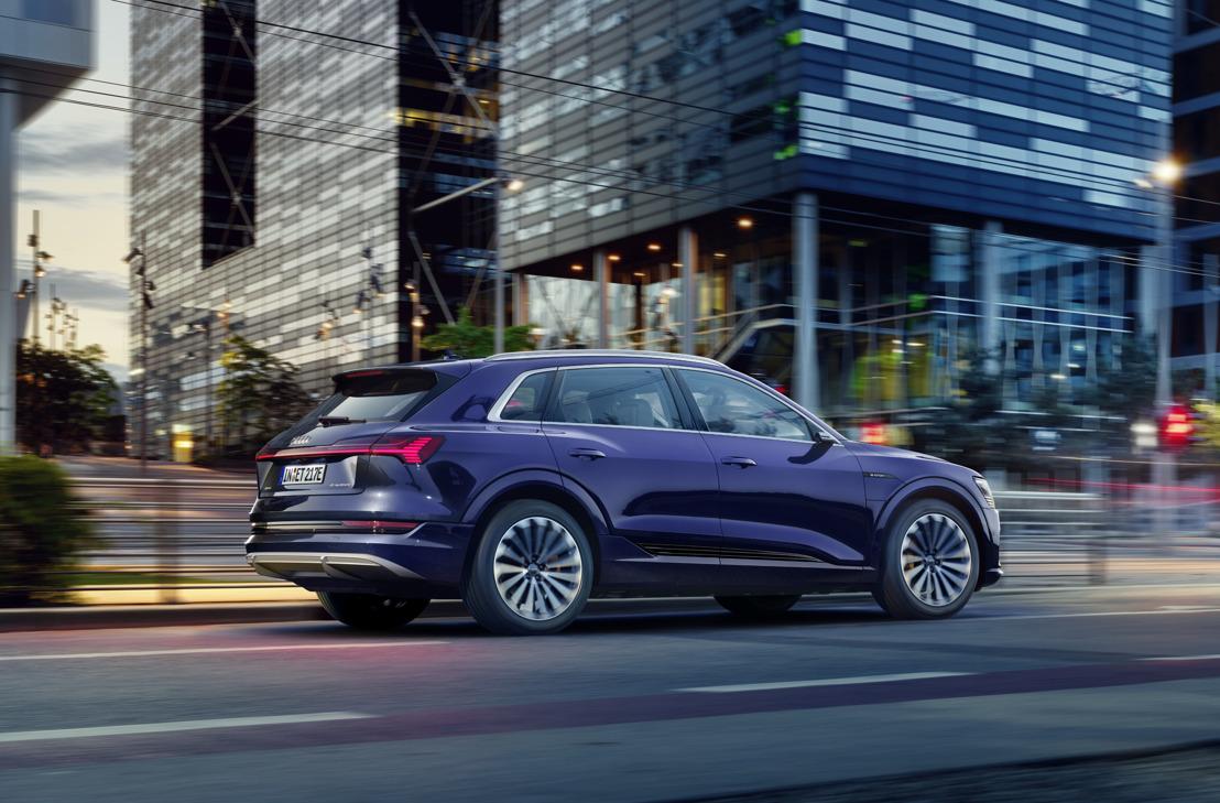 Audi clôture 2019 avec une hausse des livraisons de 1,8 %