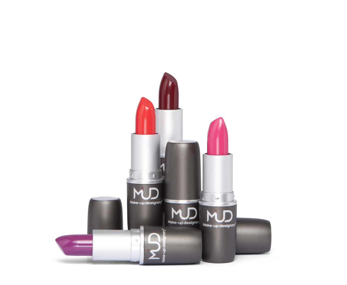 Make-Up Designory lipsticks