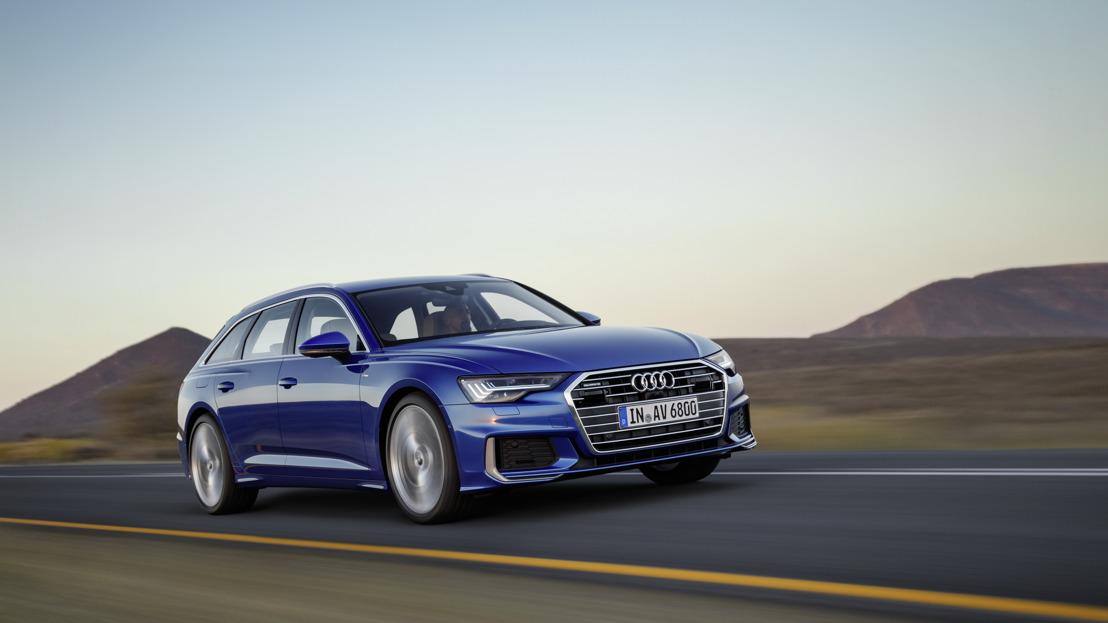 Avant-garde: de nieuwe Audi A6 Avant