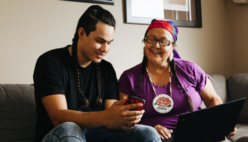 OneFeather Helps to Ensure Indigenous Identity Will Never Expire