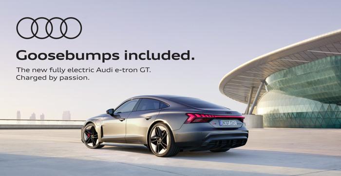 Something New For Audi & GOOSE